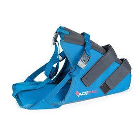 Acepac Grab Saddle Bag blue